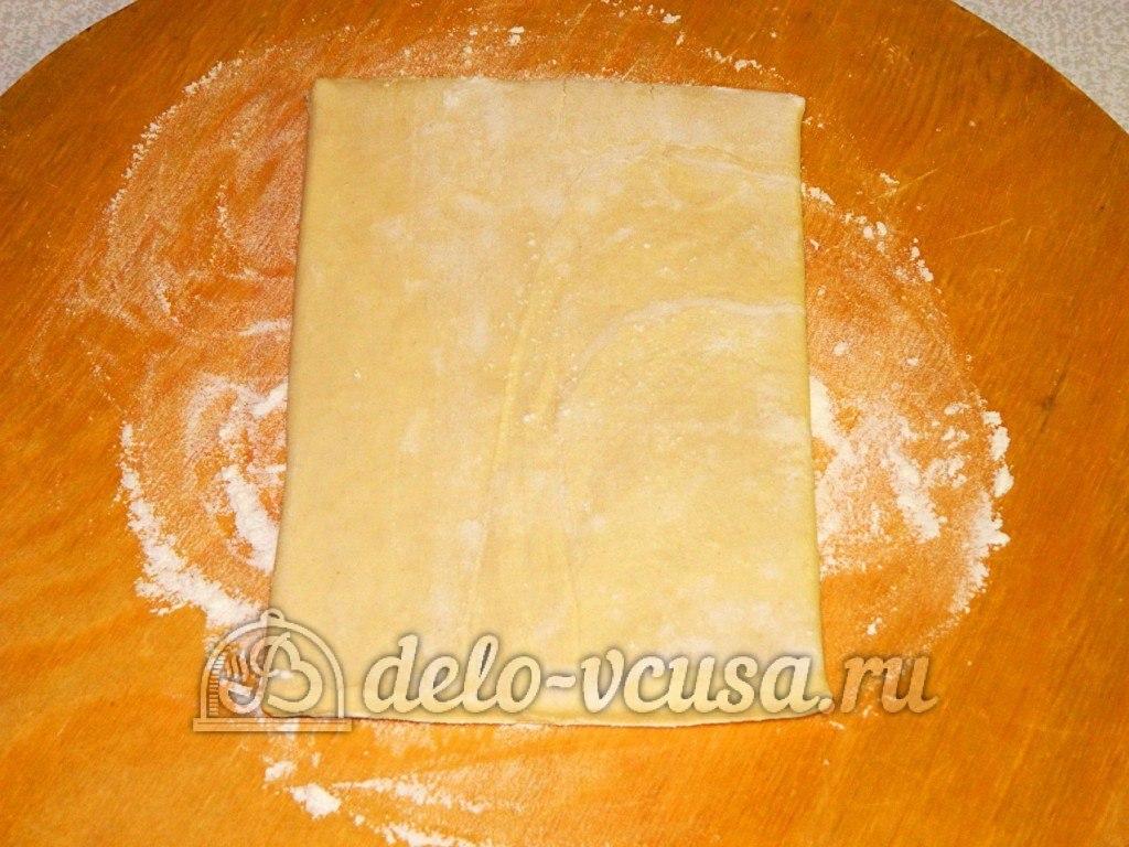 Кабачки слоеном тесте рецепт фото