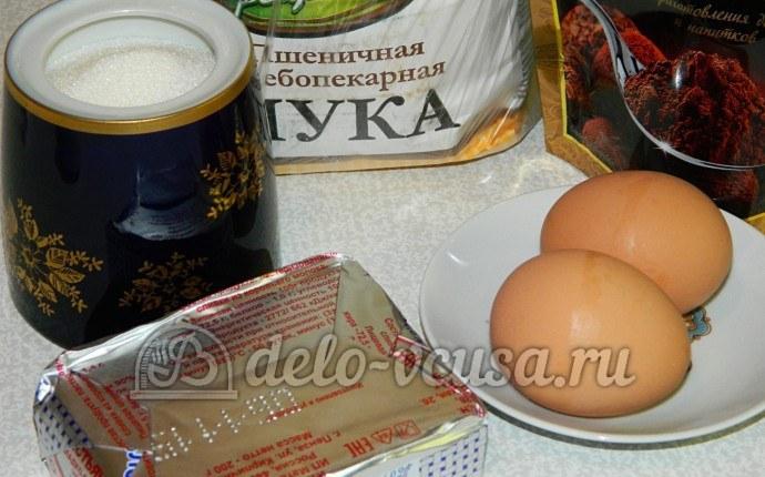 Печенье Барашки: Ингредиенты