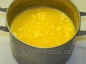 Торт медовик с заварным кремом: Растопить сливочное масло