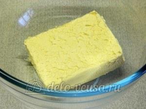 Печенье Барашки: Нагреть сливочное масло