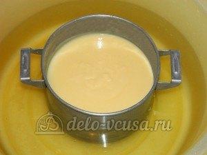 Торт медовик с заварным кремом: Крем охладить