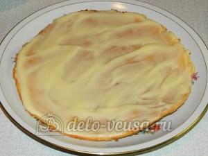 Торт медовик с заварным кремом: Собираем торт