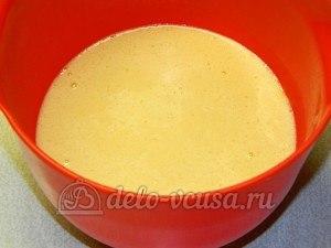 Торт медовик с заварным кремом: Перелить в отдельную емкость
