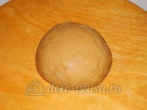 Торт медовик с заварным кремом: Замешиваем тесто