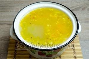 Щи из свежей капусты: Добавляем поджарку в суп