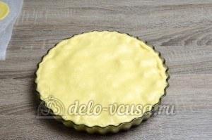 Пирог с яблоками закрытый: Накрываем пирог тестом