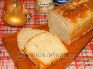 Ржаной хлеб с пшенной мукой