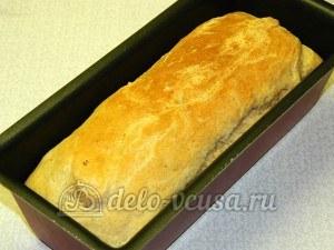 Ржаной хлеб с пшенной мукой: Выпекаем хлеб