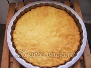 Яблочный пирог с безе: Выпекаем корж