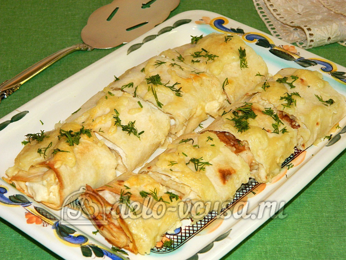 Приготовление из лаваша рецепты пошагово