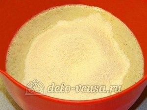 Ржаной хлеб с пшенной мукой: Добавить пшенную муку