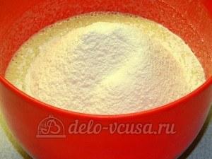 Ржаной хлеб с пшенной мукой: Добавить пшеничную муку