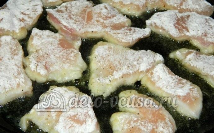наггетсы рецепты фото сковороде