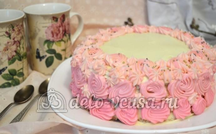 Бисквит на торт в домашних условиях