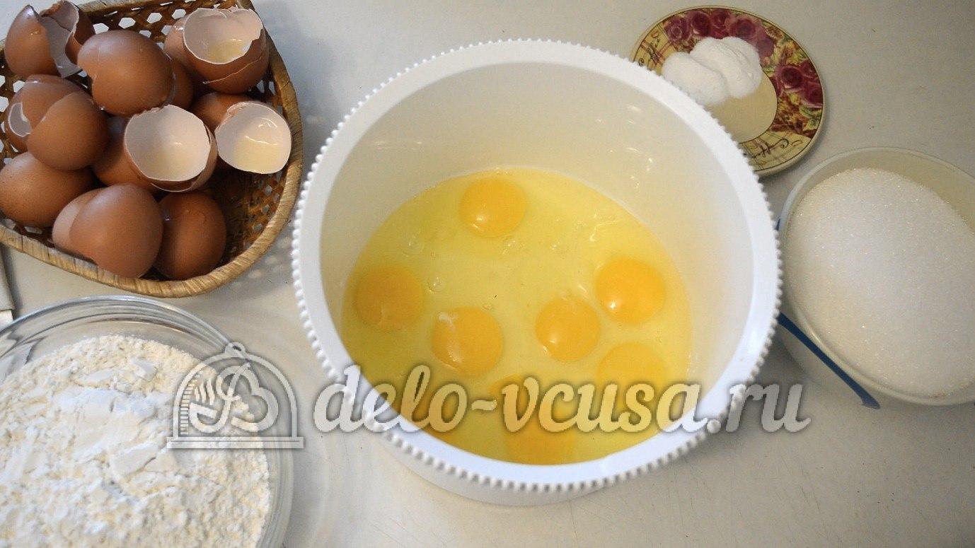 рецепт бисквитного торта с кремом с маскарпоне