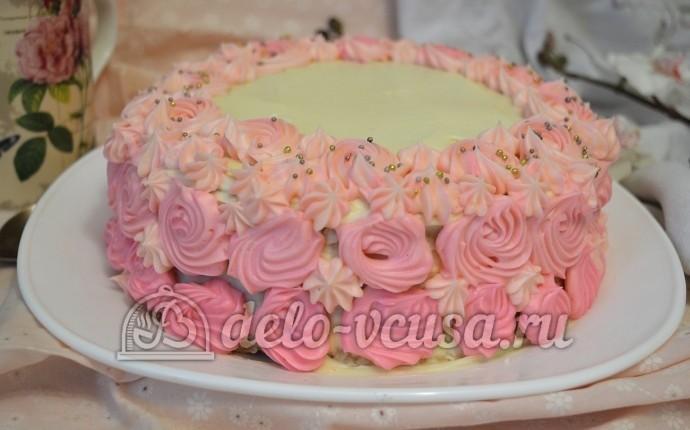 пошаговый рецепт с фото торта медового