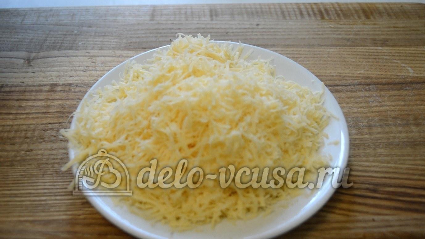 пирог с грибами и курицей и сыром рецепт