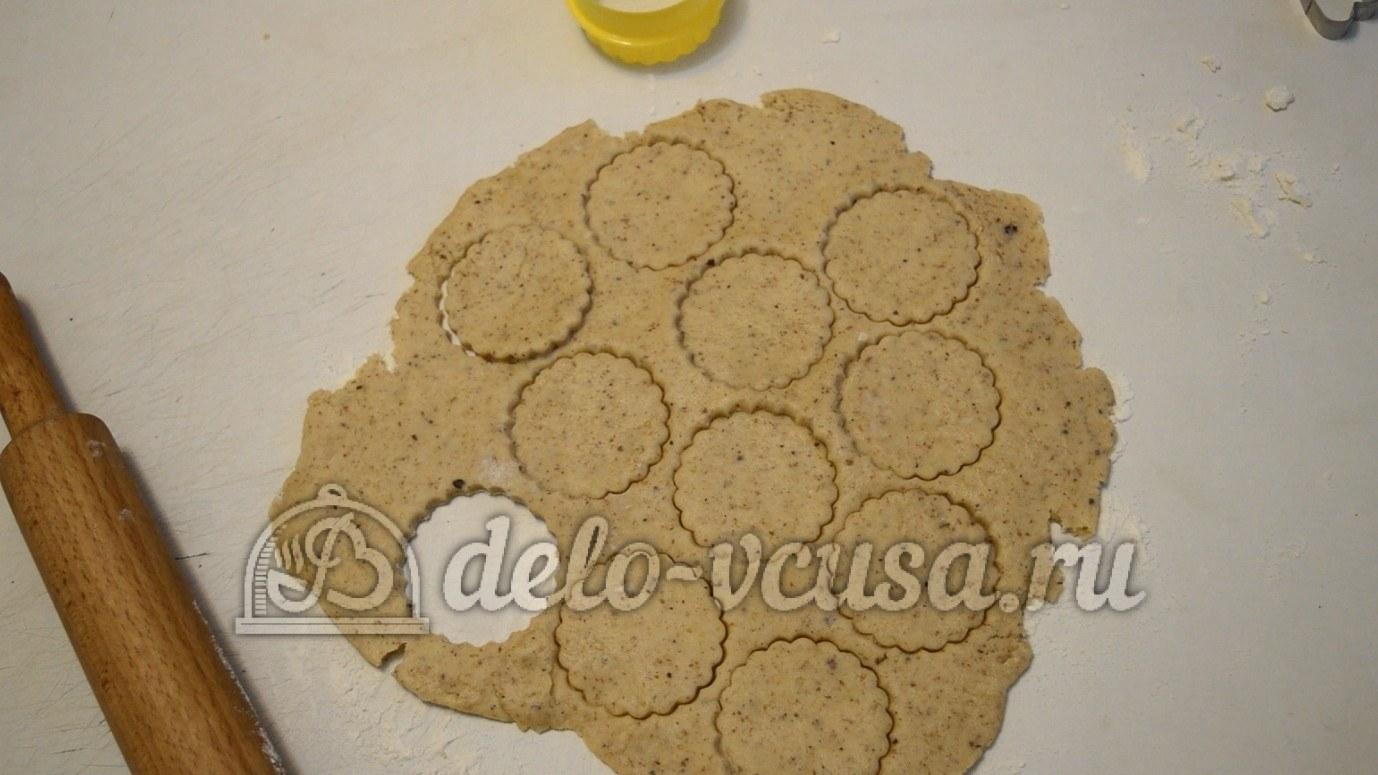 Как сделать песочное тесто из печенья
