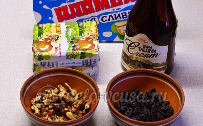 Десерт из творога без выпечки: Ингредиенты