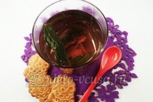 Сушеная клубника на чай