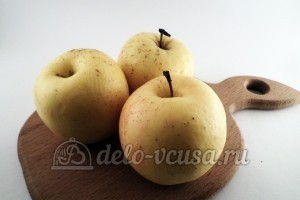 Как заморозить яблоки для начинки: Ингредиенты