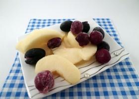 Как заморозить яблоки для начинки