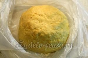 Пирожки с капустой: Отправить в холодильник