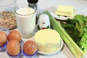 Диетический омлет в духовке: Ингредиенты