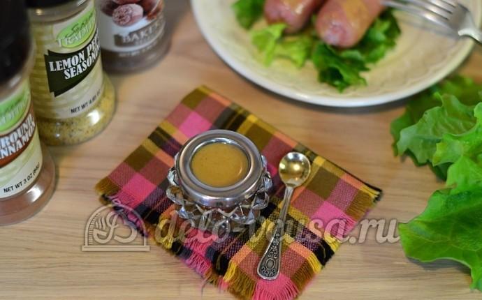 Горчица пошаговая фото рецепт