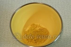 Домашняя горчица: Отмерить горчичный порошок