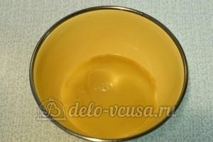 Домашняя горчица: Добавить еще воду и оставить на 10-15 часов