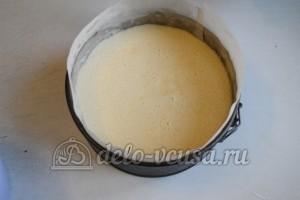 Медовый торт со сгущенкой: Выпекать 30-35 минут