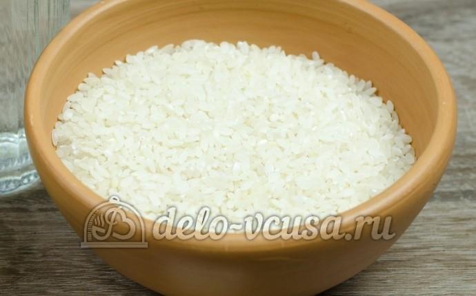 рецепт с рисом для роллов