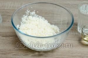 Рис для суши: Сливаем всю воду