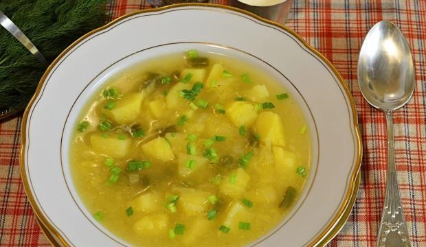 Суп с курицей пошаговый рецепт с фото