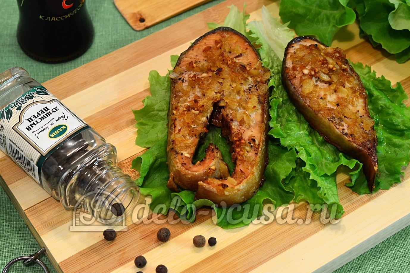 голени с соевым соусом в духовке рецепт