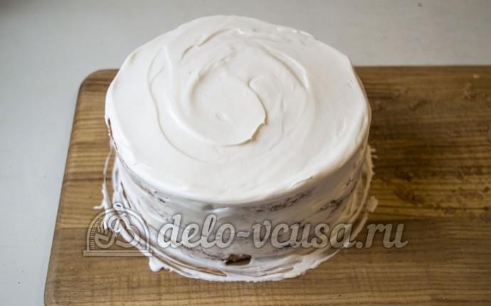 крем для медового торта с фото пошагово