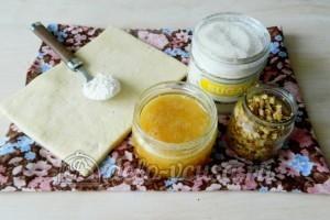 Печенье Медвежьи ушки: Ингредиенты