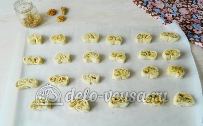 Печенье ушки пошаговый рецепт с фото