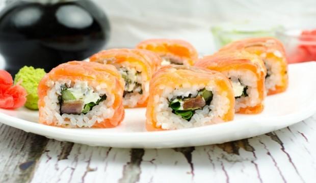 Рецепты суши и роллов филадельфия в домашних условиях 2
