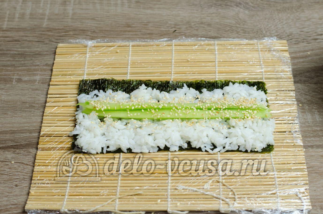 Кимбап  рецепт с фото пошагово Как приготовить кимбап по