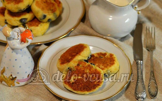 Сырники из тыквы рецепт пошагово 100
