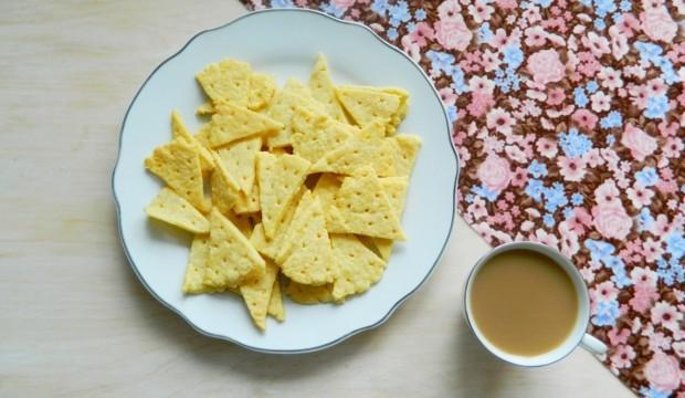 Сырный крекер с фото пошагово