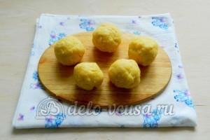 Сырные крекеры: Разделить на 5 частей