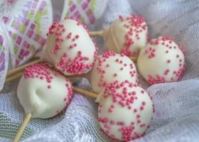 Творожные кейк попсы