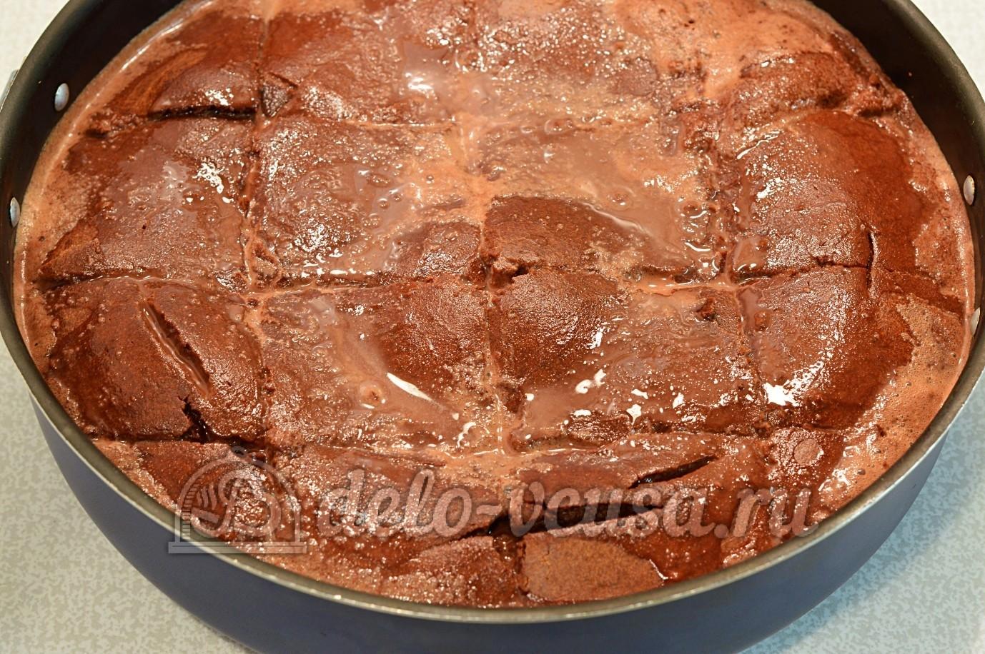 Кекс влажный рецепт пошагово в
