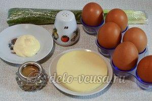 Яйца фаршированные сыром: Ингредиенты