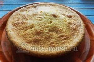 Пирог с тыквой: Остудить пирог
