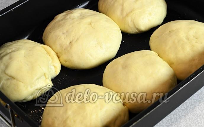 Домашний чизбургер: Отправить тесто на растойку