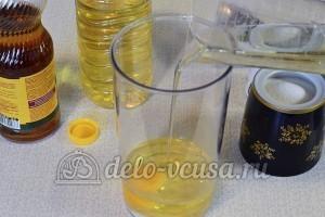 Домашний майонез: Добавить растительное масло